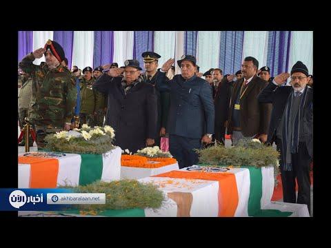 الهند تتوعد بـ ثمن غال إثر اعتداء كشمير  - نشر قبل 2 ساعة