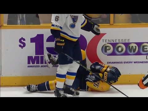Thumbnail: ICYMI: Subban fined for diving on this play from Game 4 vs Blues
