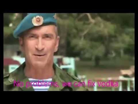 MOTHERLAND VODKA™ Recruitment ad