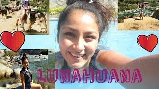 MIS REDES SOCIALES mi viaje a lunahuana - ashley