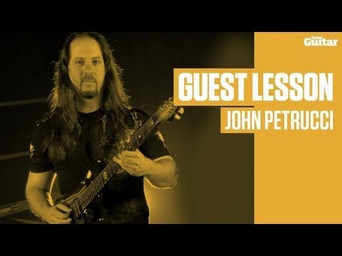 John Petrucci Guest Lesson (TG231)
