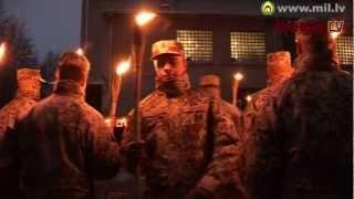 Melnās kafijas vakars Nacionālās aizsardzības akadēmijā