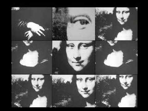 Super Mona Lisa Andy Warhol - YouTube OL27