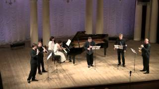 Poulenc - Sextet for Piano and Wind Quintet, Op. 100