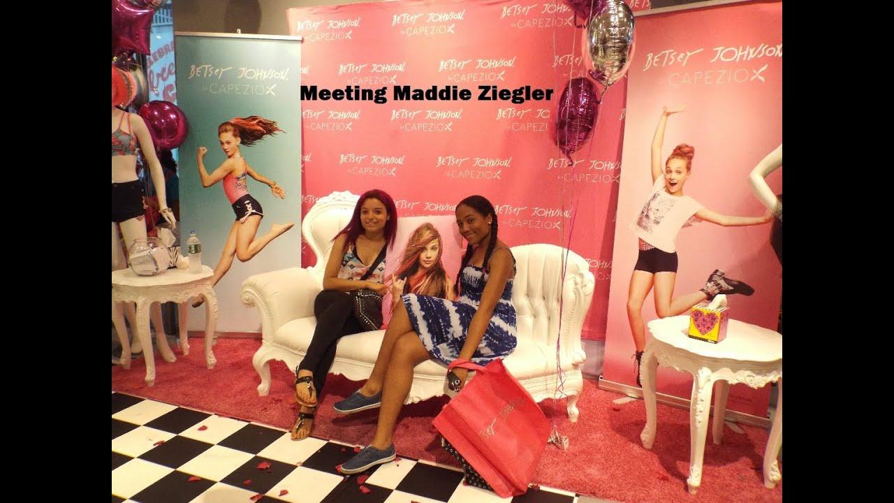 Meeting maddie ziegler youtube meeting maddie ziegler m4hsunfo Gallery