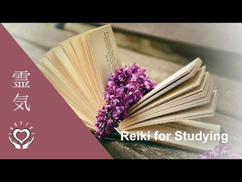Reiki for Studying   Long Term Memory Retention and Recall   Energy Healing