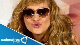 Paulina Rubio no se lleva bien con sus compañeras de X factor / Paulina Rubio in X Factor
