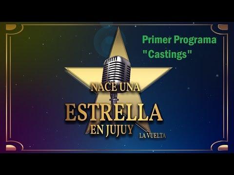 "Programa 1 - ""Castings"""