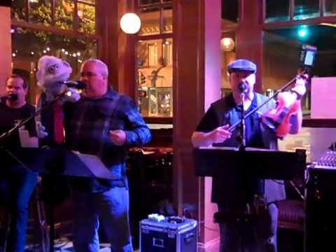 Harry Blue at Finn McCool's Irish Pub in Santa Mon...