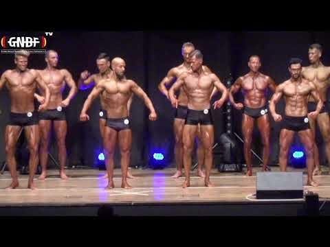 Men`s Classic Physique (5th GNBF IDM 2019) - Natural Bodybuilding