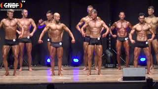 Men`s Classic Physique (5th GNBF IDM 2019) - Natural Bodybuilding