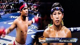 Kun Khmer Superior, Phan Kron Vs (Thai) Chatchai, 08/07/2018, ISI Steel Boxing