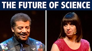 The Future of Science with Neil deGrasse Tyson | StarTalk Live!