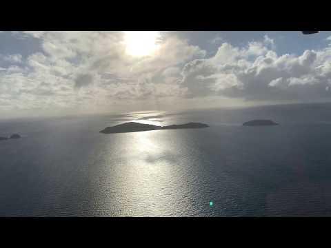Kokomo Island Resort Fiji Bluewater Offshore Fishing Location Aerial View