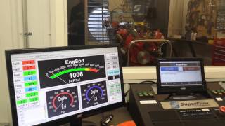 Plymouth 383 dyno test 1966 Satellite 375HP