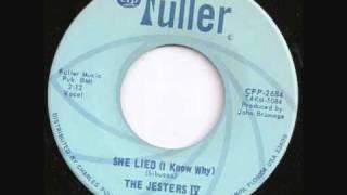 Jesters IV - She Lied (I Know Why) (60's GARAGE PUNK)