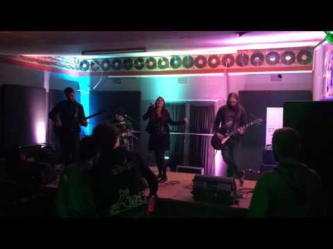 Empty Inside by Riot Control Live at Rafterz Vanderbijlpark