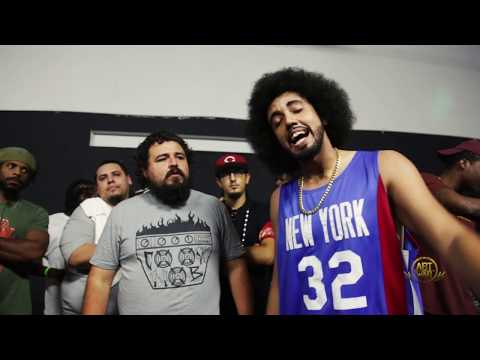 DROPZ VS HOUND DAWG | GATES OF THE GARDEN | RAP BATTLE | HOSTED BY DON MARINO