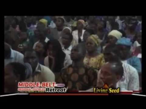 02,The Sufficiency of Becoming like Jesus by Bro Gbile Akanni