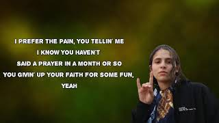070 Shake - Flight319 (Lyrics)