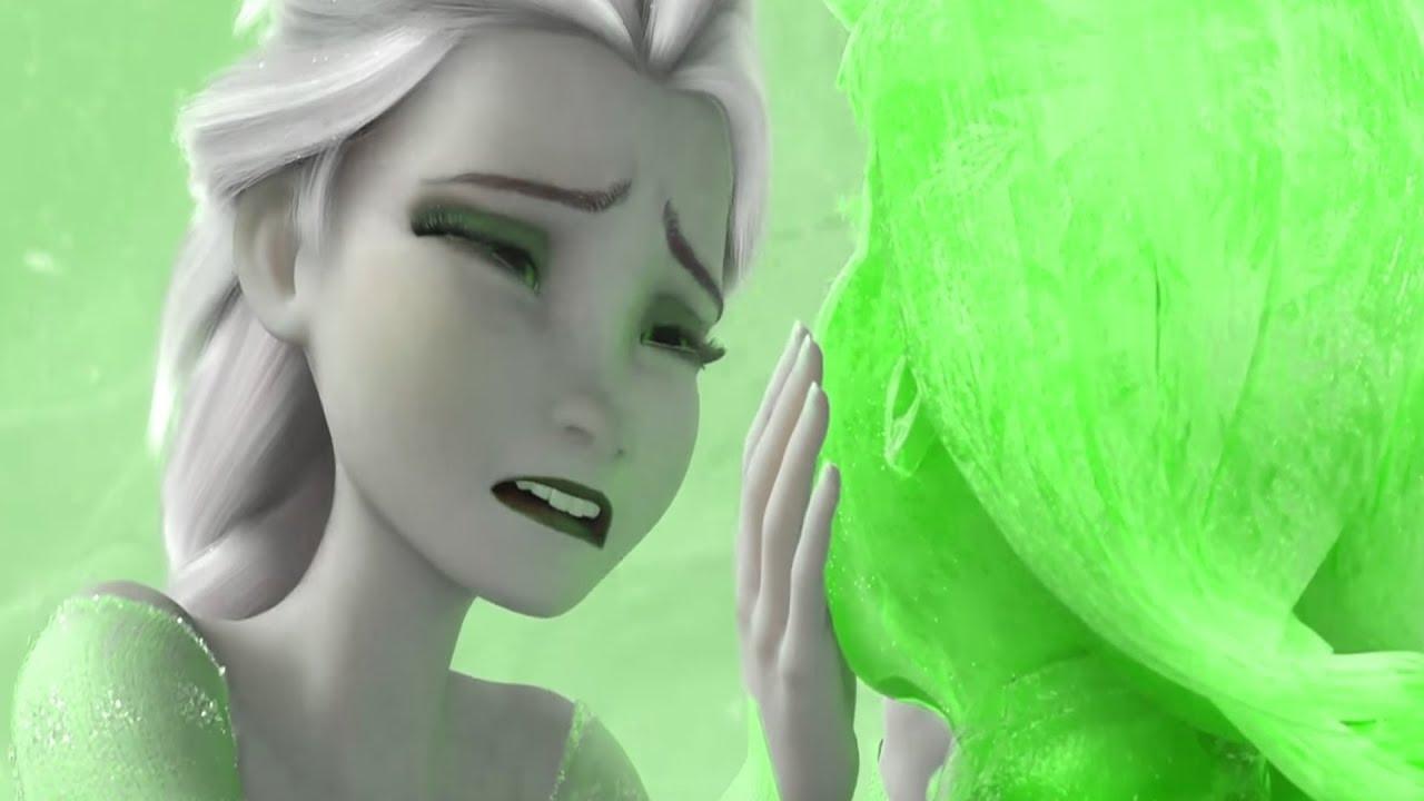 Frozen Melhores Momentos #12 - Aprenda as Cores com Frozen, Elsa Dublado - Vídeo Educativo Crianças!