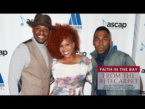"2017 ASCAP/Motown Gospel ""Morning Glory"" Breakfast Red Carpet 