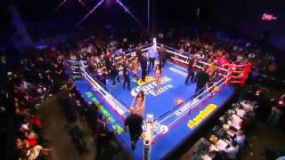 Christopher Pearson vs Steve Martinez full fight 2014
