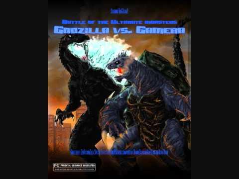 Godzilla vs. Gamera OST 4