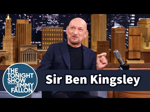 Sir Ben Kingsley Lends His Voice to The Jungle Book