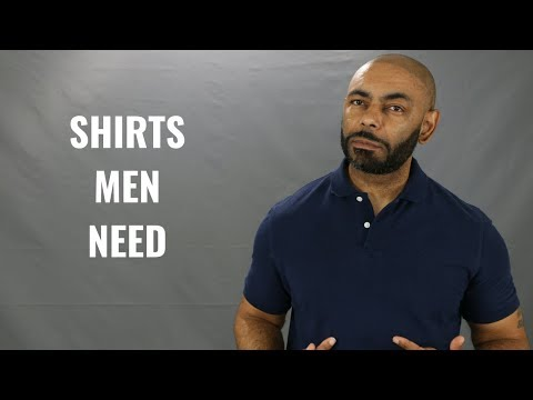 8 Shirts Every Man Needs