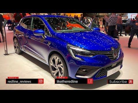 2020 Renault Clio – Redline: First Look – 2019 Geneva Auto Show