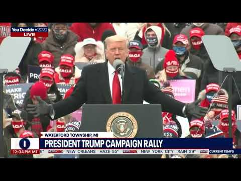 """""""MEDIA IS CORRUPT"""" President Trump EXPLODES At """"FAKE NEWS MEDIA AND REPORTERS"""""""