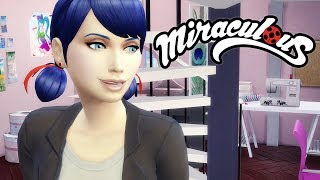 КОМНАТА МАРИНЕТТ - строительство в игре The Sims 4