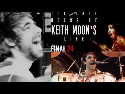 THE WHO drummer Keith Moon's Final Party 'Final 24' trailer posted!