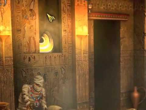 Treasure Seekers: Follow The Ghosts Walkthrough - Chapter 3: Egypt