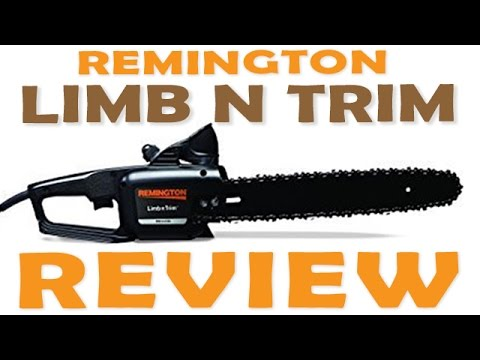 Remington Limb N Trim Review