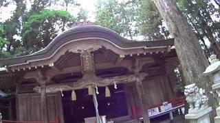 御杖村御杖神社・旧九頭大明神 参拝 【高龗神 番外編】