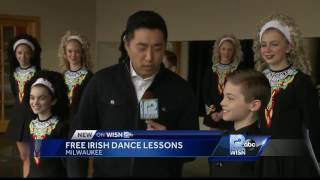 trinity academy of irish dance offering free dance lessons