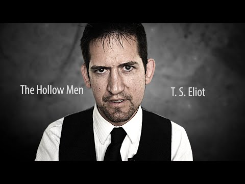 "analysis hollow men t s elliot This accessible literary criticism is perfect for anyone faced with eliot's analysis themes, motifs from the lord's prayer in ""the hollow men,"" and."