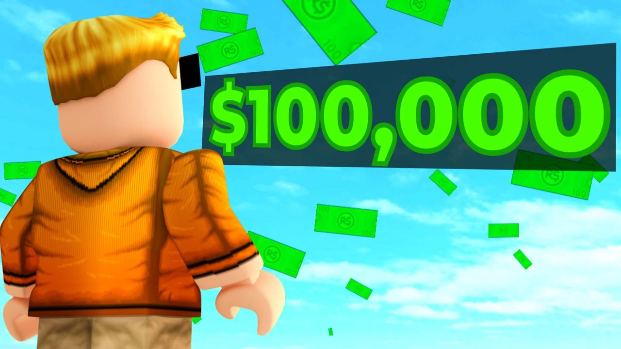 I won $100,000 Robux by accident.. - download from YouTube for free