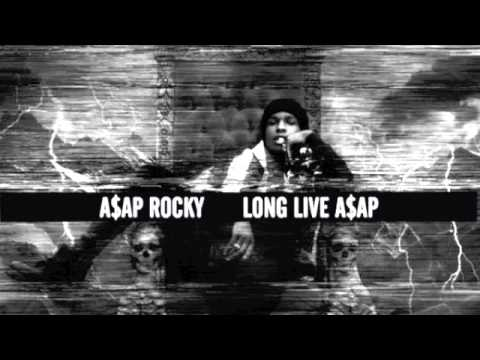 Long.Live.A$AP - A$AP Rocky - LVL (RocMix) - (Prod. By Clams Casino) DL Link in Description