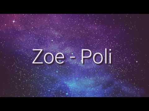 Zoe - Poli (letra)