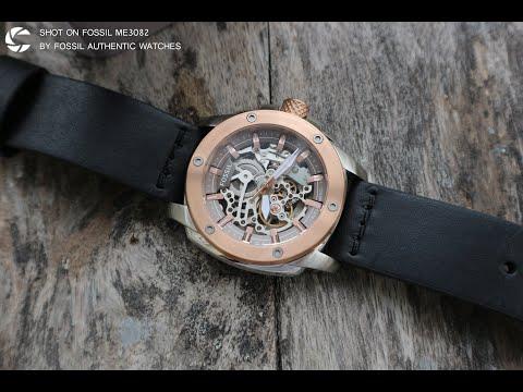 [Circletimevn.com] Đồng Hồ Cơ Tự động Fossil ME3082 Modern Machine Automatic