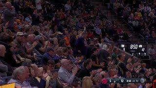 1st Quarter, One Box Video: Utah Jazz vs. Toronto Raptors