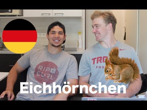 The 10 HARDEST GERMAN WORDS to Pronounce! (with @itsConnerSully)