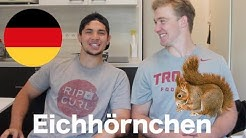 The 10 HARDEST GERMAN WORDS to Pronounce! (@itsConnerSully)
