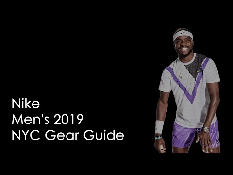 Nike Men's 2019 NYC Gear Guide | Tennis Express