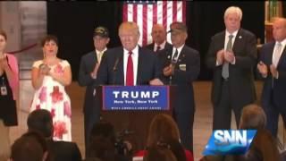 SNN: Countdown To Vote 2016 - California Primary, Trump Criticizes Press