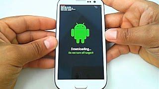 Stock Rom Firmware Samsung Galaxy S3 GT-i9300, i9300I, i9305, como instalar, atualizar, restaurar