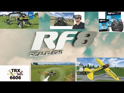 RealFlight 8 Introduction